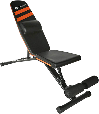 exercise bench by gymenist