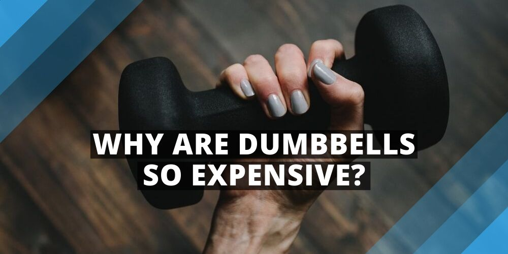 woman's hand holding a dumbbell close up