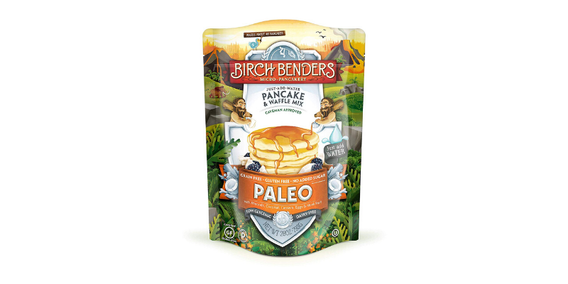 Birch Benders Paleo Pancake and Waffle Mix package