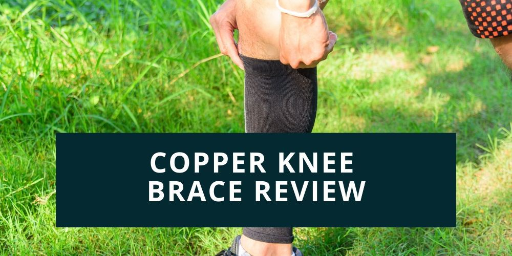 copper knee brace review