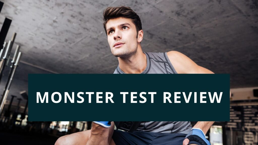 monster test review