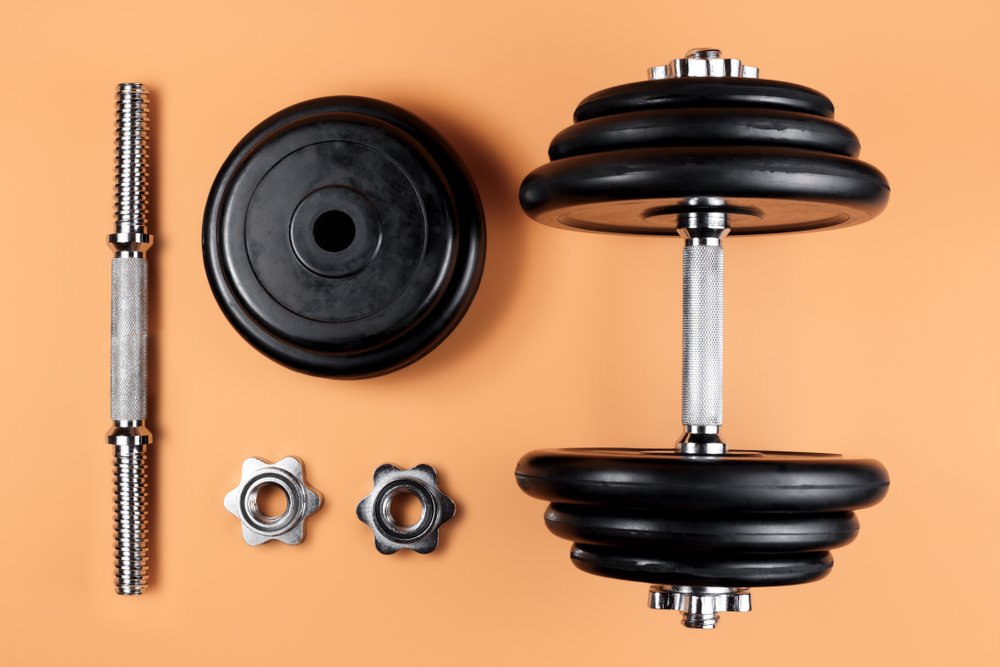 Olympic Dumbbell Handles