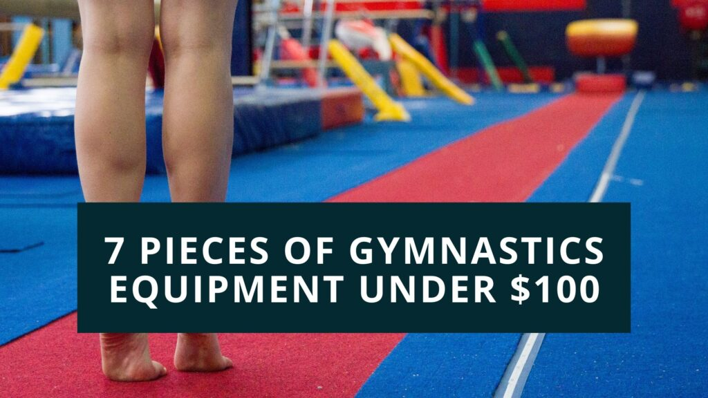 gymnastics equipment under 100