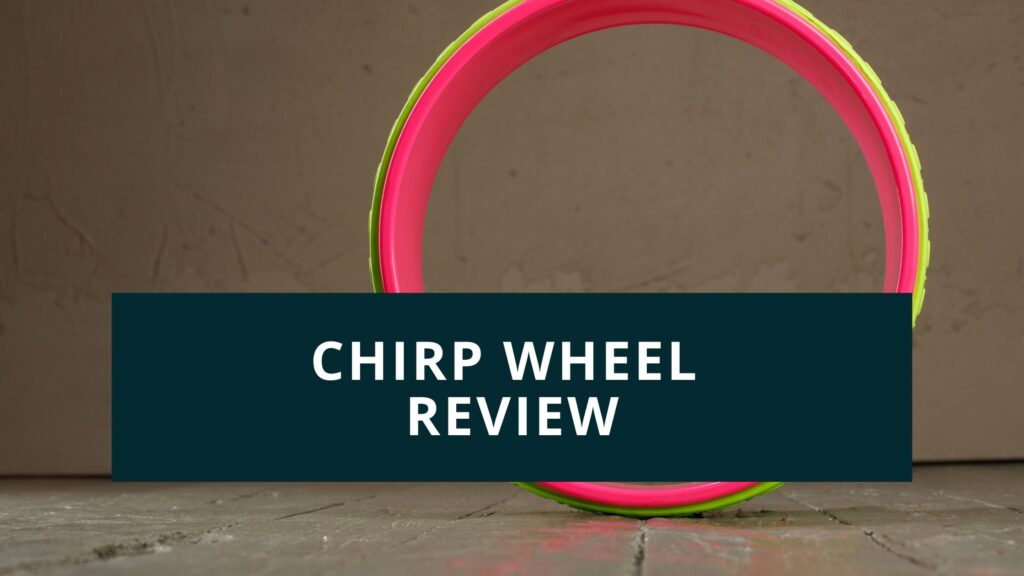 chirp wheel review