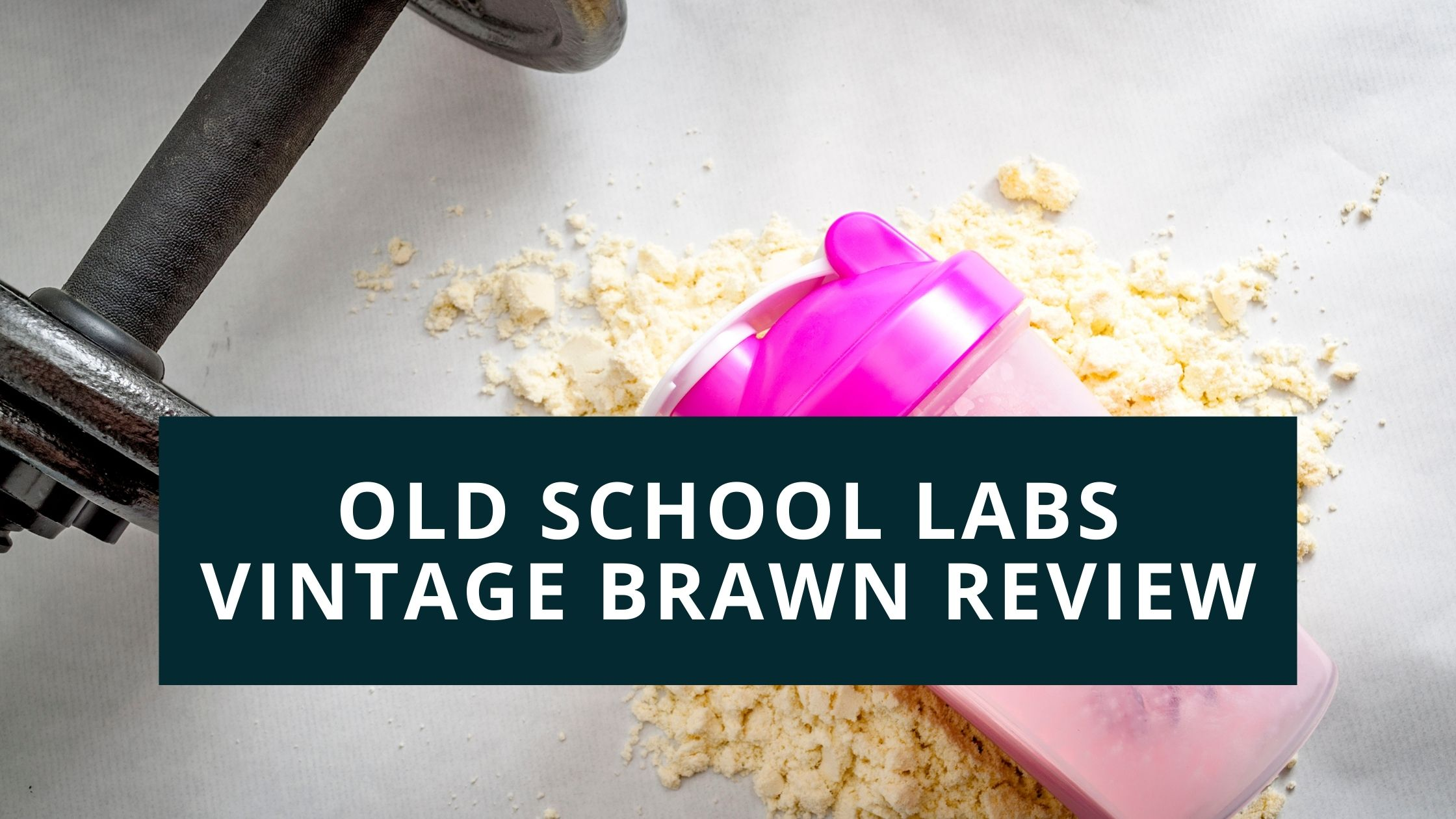 old school labs vintage branw review