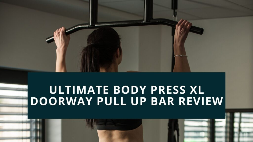 ultimate body press pull up bar