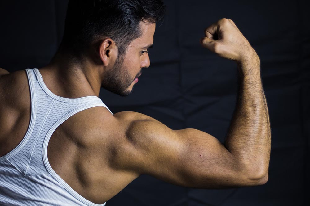 How To Get Bigger Biceps at Home Without Weights