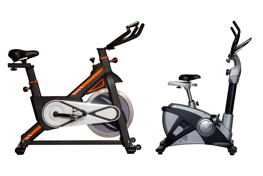 Spin Bikes vs Upright Exercise Bikes: What Is The Difference?