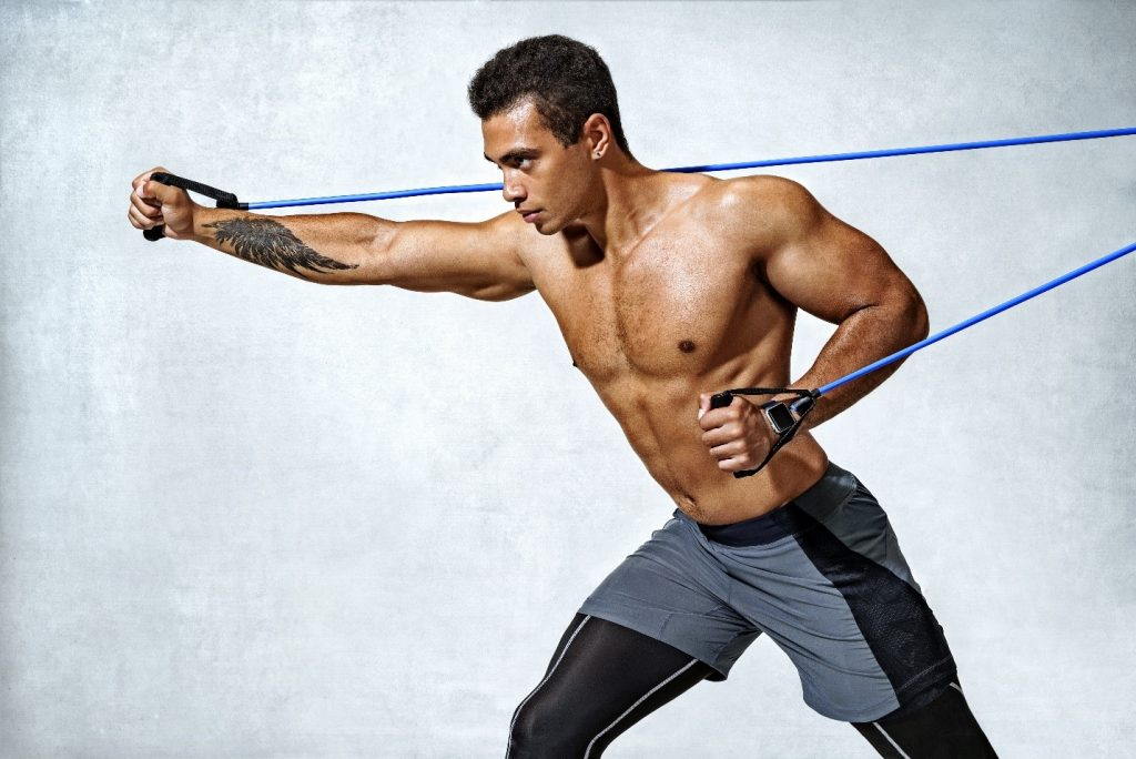 Resistance Bands Work for Strength Training