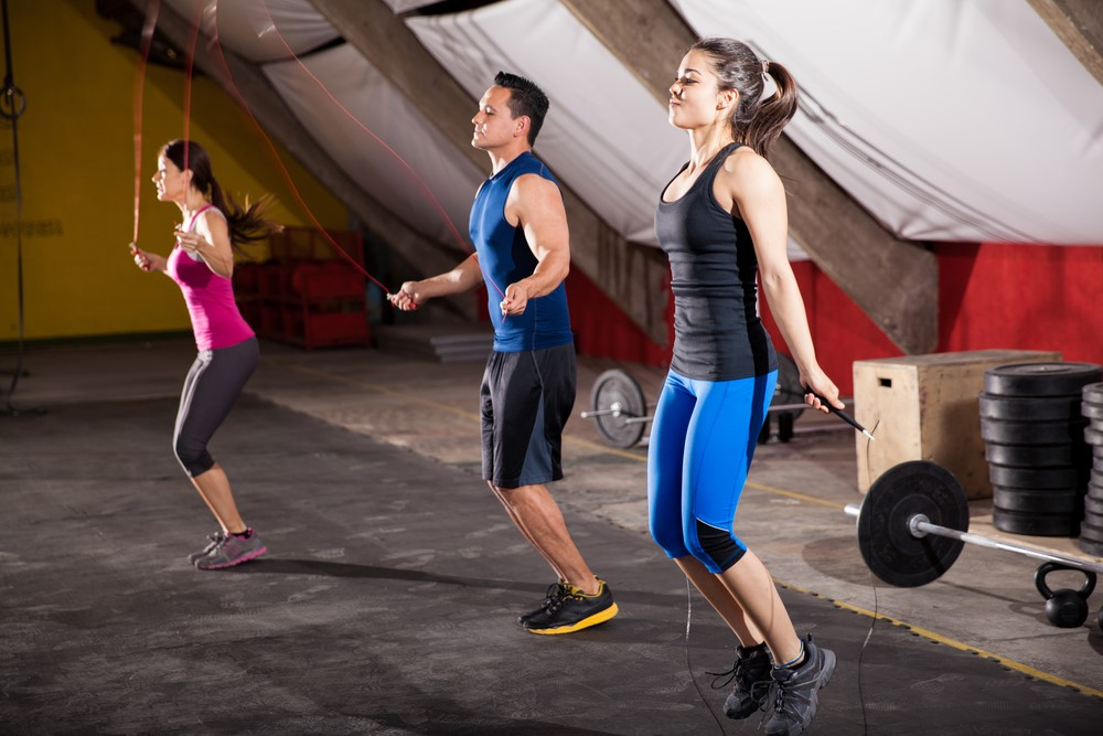 Weighted Jump Rope Benefits